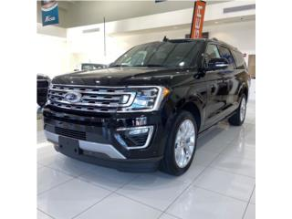 2019 LIMITED EXPEDITION MAX , Ford Puerto Rico