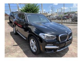 2019 BMW X3 30i XDrive, Ahorra mucho $, BMW Puerto Rico