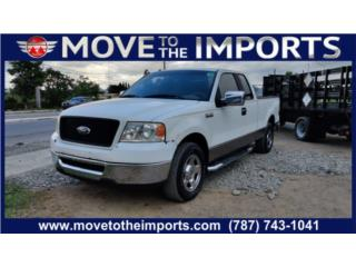 Ford F-150 XL SuperCab Long Bed 2WD 2006, Ford Puerto Rico