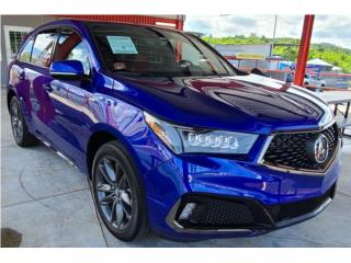 Acura MDX 2019, Acura Puerto Rico
