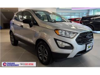 Ford Ecospot  S 2020, Ford Puerto Rico