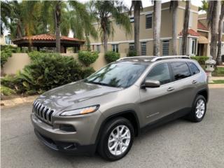Jeep Cherokee 2018, Jeep Puerto Rico