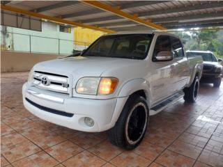 Toyota Tundra 2006 importada SR5, Toyota Puerto Rico