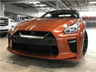 NISSAN GT-R 2017, Nissan Puerto Rico