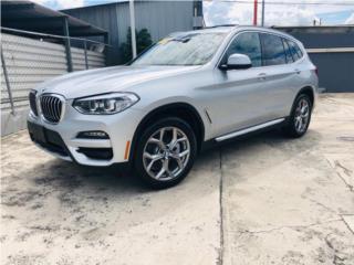 BMW X3 2020 // XDRIVE // TWIN TURBO AWD, BMW Puerto Rico