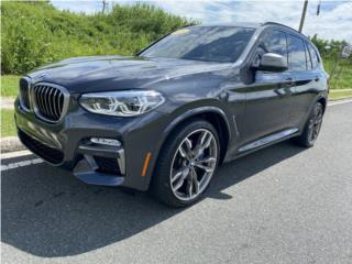 X3 M40i/CarFax/Importado/Llama, BMW Puerto Rico