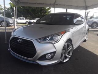 Hyundai Veloster Turbo 2015, Hyundai Puerto Rico