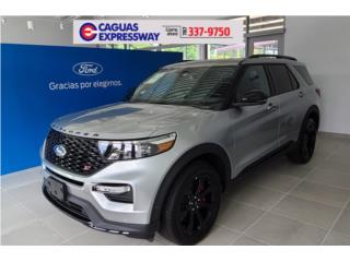 FORD Explorer ST 2020, Ford Puerto Rico
