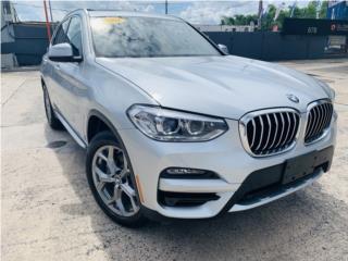 BMW X3 xDrive30i 2020 Importada CleanCarFax , BMW Puerto Rico