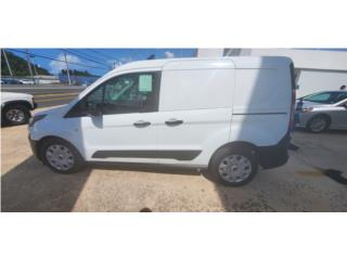 Transit Connect Carga **Pocas Disponibles**, Ford Puerto Rico