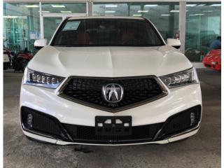 2019 Acura MDX Technology A Spec PKG solo 7K , Acura Puerto Rico