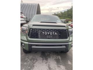 2020 Toyota Tundra Doble Cabina 4X4 , Toyota Puerto Rico