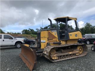 2013 John Deere 650 LGP bulldozer , Equipo Construccion Puerto Rico