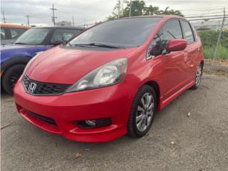 HONDA FIT 2013, Honda Puerto Rico