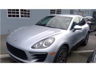 Macan S Silver Gray , Porsche Puerto Rico