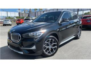 BMW X1 2020 4K MILLAS CARFAX DISP $47,990, BMW Puerto Rico