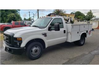 FORD 350 SERVIBODY 2008 DIESEL , Ford Puerto Rico