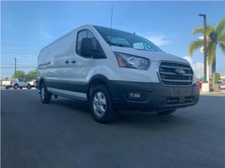 "Ford Transit 250 LR 148"" 2020, Ford Puerto Rico"