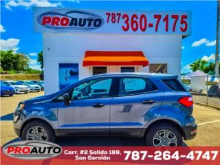 FORD ECOSPORT 2018 NITIDA!, Ford Puerto Rico