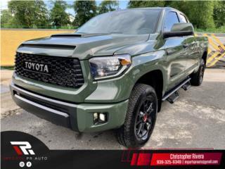 TUNDRA 4X4 TRD PRO 2020 ARMY GREEN/POCAS!!, Toyota Puerto Rico