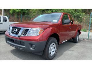 NISSAN FRONTIER 2020 4X4 6CIL 3.8/310HP LLAMA, Nissan Puerto Rico