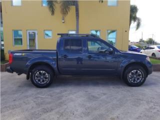 NISSAN FRONTIER CREW PRO-4X 2019 #4653, Nissan Puerto Rico