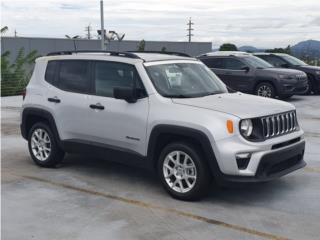 Jeep Renegade Sport, Jeep Puerto Rico