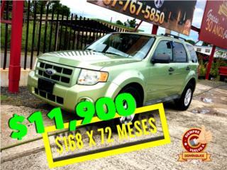 FORD ESCAPE EQUIPADA, Ford Puerto Rico