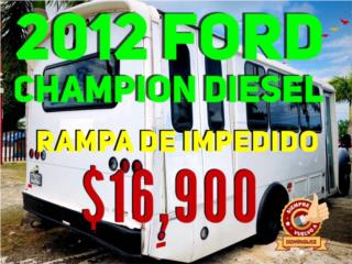 FORD CHAMPION 550 DIESEL, Ford Puerto Rico