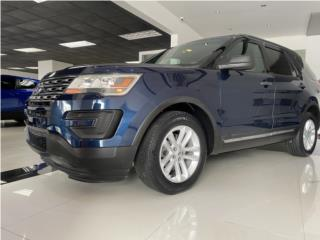 Ford Explorer , Ford Puerto Rico