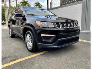 JEEP COMPASS Sport | 2020 POCO millaje, Jeep Puerto Rico