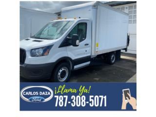 *LLEGARON TRANSIT STEPVAN 2020 LIFTERS *, Ford Puerto Rico
