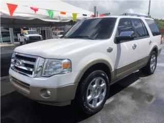 Expedition King RANCH 2014, Ford Puerto Rico