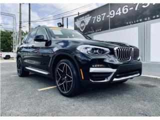 BMW X3 sDrive 30i Spots   2020 POCO millaje!, BMW Puerto Rico