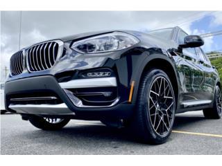 BMW X3 sDrive 30i Spots   2020 poco millaje, BMW Puerto Rico