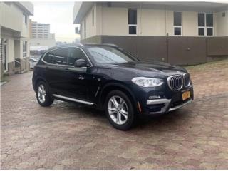 BMW X3 PREMIUM XDRIVE 2019, BMW Puerto Rico