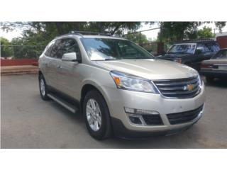 Traverse Top of the Line, Chevrolet Puerto Rico