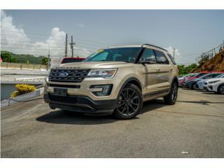 FORD EXPLORER XLT / EQUIPADA / GANGA / LLAMA, Ford Puerto Rico