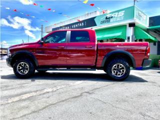 Ram Rebel 1500 2018, RAM Puerto Rico