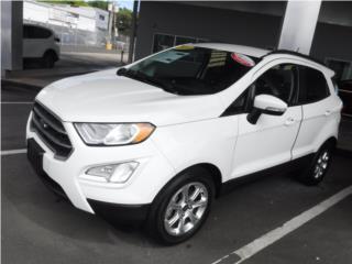 ECOSPORT SE CON SUNROOF!, Ford Puerto Rico