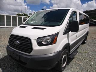 Transit T 350 2018 Pasajeros como nueva!!!, Ford Puerto Rico
