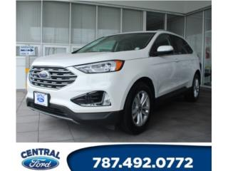 FORD EDGE SEL 2020, Ford Puerto Rico