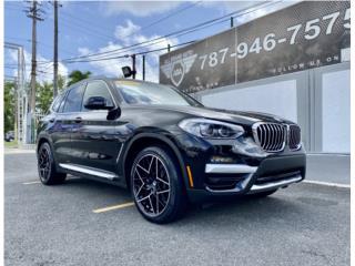 BMW X3 sDrive 30i Spots   2020, BMW Puerto Rico