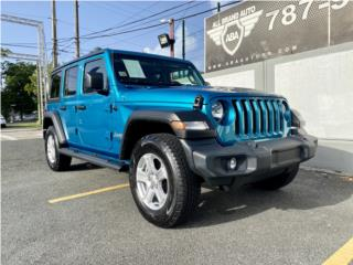 Jeep - Wrangler Puerto Rico