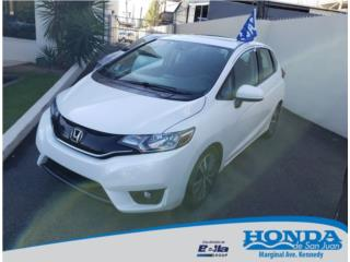 2017 Honda Fit EX, Honda Puerto Rico