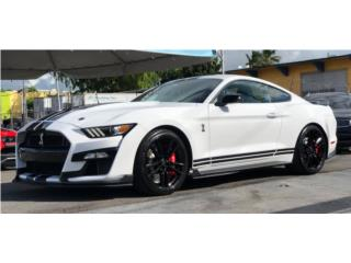 2020 Mustang Shelby GT 500  , Ford Puerto Rico
