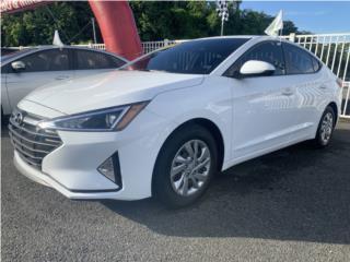ELANTRA SE 11K MILLAS! DESDE $289 MENSUAL!!!, Hyundai Puerto Rico