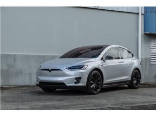 Tesla Model X | 2017 con sólo 9,263 millas, Tesla Puerto Rico