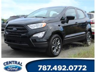 FORD ECOSPORT S 2020 , Ford Puerto Rico