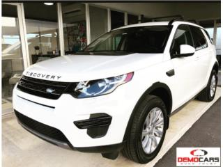 Discovery Sport, LandRover Puerto Rico
